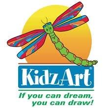 KidzArt's Logo
