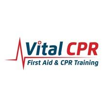 Vital CPR's Logo
