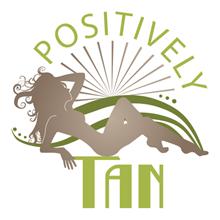 Positively Tan's Logo