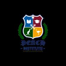 Peach Institute's Logo
