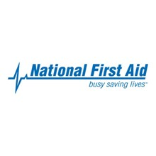 National First Aid's Logo