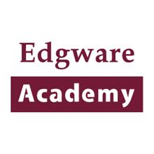 Edgware Academy - London's Logo