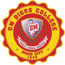 UM Digos College's Logo