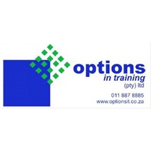 options in training's Logo