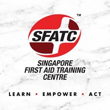 Singapore First Aid Training Centre Pte. Ltd.'s Logo