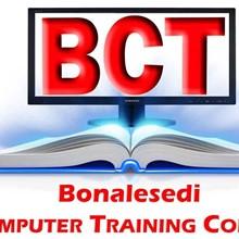 Bonalesedi Computer Training College's Logo