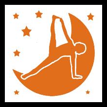 Chandra Yoga International's Logo