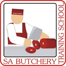 SA Butchery Training School's Logo