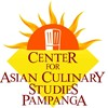 Center for Asian Culinary Studies Pampanga's Logo