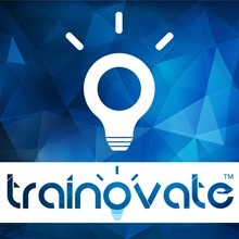 Trainovate™'s Logo