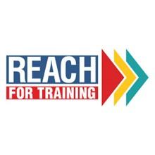 Reach for Training's Logo
