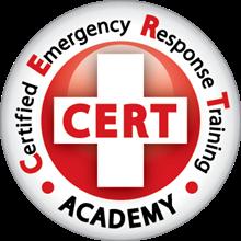 CERT Academy's Logo
