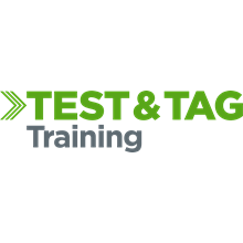 Test and Tag Training's Logo