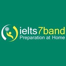 IELTS7BAND's Logo