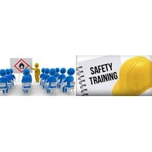 HSE LEVEL-1, 2, & 3 SAFETY TRAINING's Logo