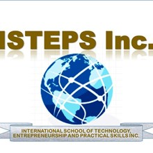 ISTEPS Inc.'s Logo