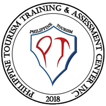 Philippine Tourism Training and Assessment Center Inc.'s Logo