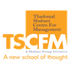 Thadomal Shahani Centre For Management's Logo