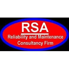 RSA Reliability and Maintenance Consultancy Firm's Logo
