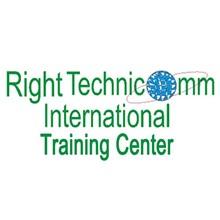Right Technicomm International Training Center's Logo
