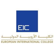 European International College's Logo