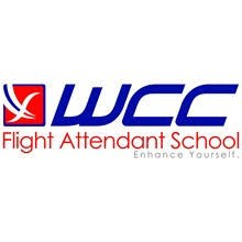 WCC Flight Attendant School's Logo