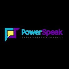 PowerSpeak's Logo
