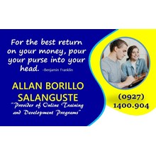 Allan   Salanguste's Logo