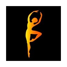 Halili-Cruz School of Ballet's Logo