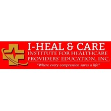 Iheal and Care by Institute for Healthcare Providers Education's Logo