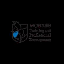 Monash Training and Professional Development's Logo