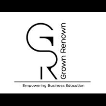 Grown Renown's Logo