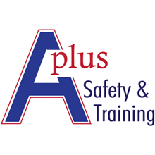 A Plus Safety & Training's Logo