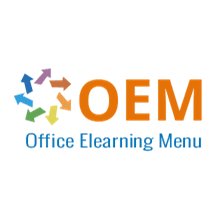 OEM Office Elearning Menu - Microsoft Partner and Authorized Testing Center's Logo