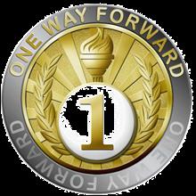 OneWayForward Inc.'s Logo