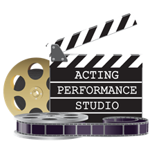Acting Performance Studio's Logo