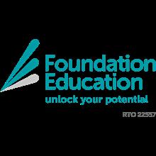 Foundation Education's Logo