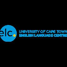 UCT English Language Centre's Logo