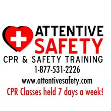 Attentive Safety CPR and Safety Training's Logo