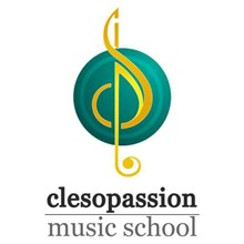 Clesopassion Music School's Logo