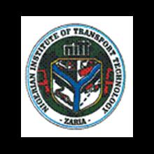 Nigerian Institute of Transport Technology, Zaria's Logo