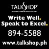 TalkShop's Logo